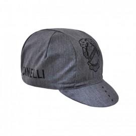 CREST GREY CAP