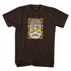 CINELLI MR CAT HAT T-SHIRT