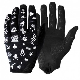 Guantes MIKE GIANT GIRO DND BLACK