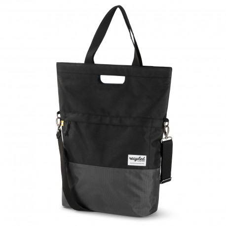 Bicycle Bag 20L Recycled - Black Grey