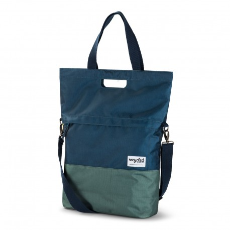 Bicycle Bag 20L Recycled - Blue Green