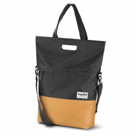 Bicycle Bag 20L Recycled - Grey Yellow
