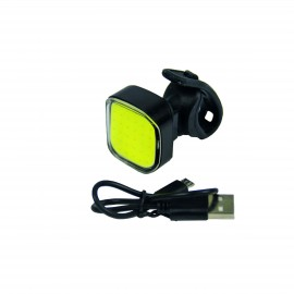 Bike LED Front Light - USB Rechargeable