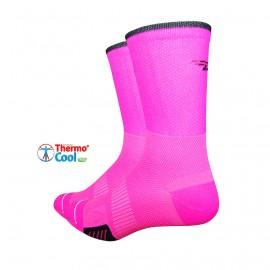 Cyclismo 5″ Hi-Vis Pink