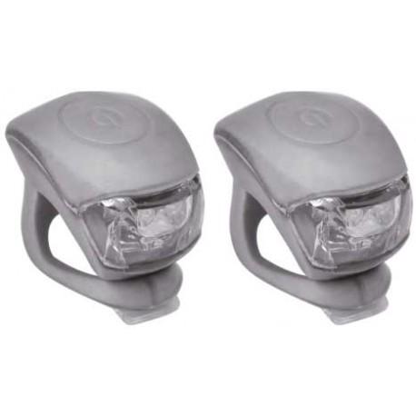Silicon Lights - Silver