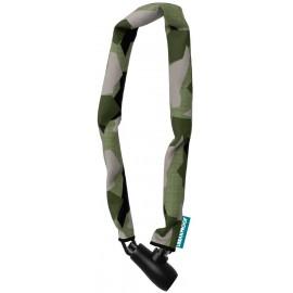 Candado Cadena Camuflage con llave