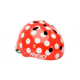 Casco lunares watermelon