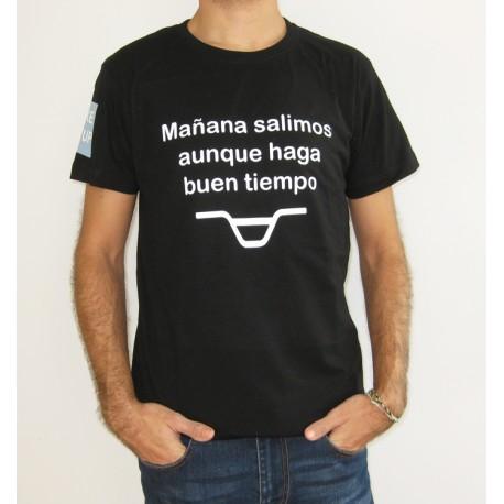 "Camiseta ""Mañana Salimos"""
