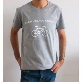 "Camiseta ""Ride it"""