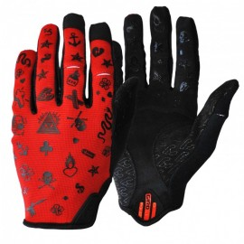 Guantes MIKE GIANT GIRO DND RED