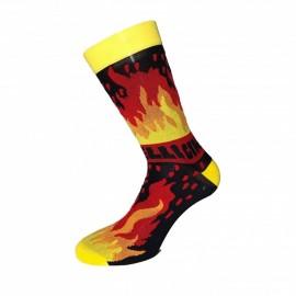 ANA BENAROYA 'FIRE' SOCKS