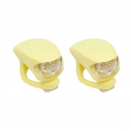 Silicon Lights - Pastel Yellow