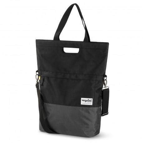 Bicycle Bag 20L Recycled - Black Grey