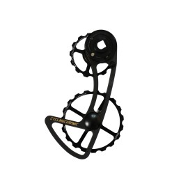 Oversized Derailleur Cage 14/19T – Black