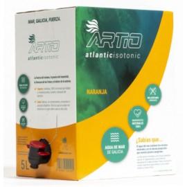 Artio Atlantic Isotonic Naranja 5L