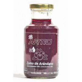 Zumo Artesano de Arándanos 12x250ml
