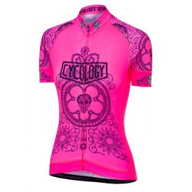 MAILLOT MUJER DAY OF THE LIVING (PINK)