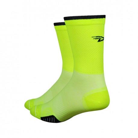 Cyclismo 5″ Hi-Vis Yellow w/ Black stripe