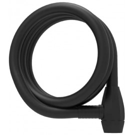 Candado Espiral Negro LLave