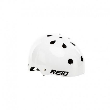 Casco Reid blanco