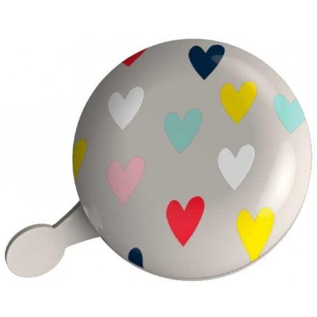 Timbre Dingdong Confetti hearts