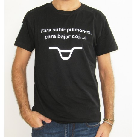 """Camiseta """"Para Subir"""""""