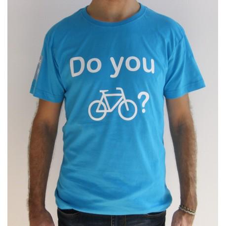 """Camiseta """"Do you"""" chico"""