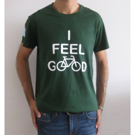 "Camiseta ""I feel"""