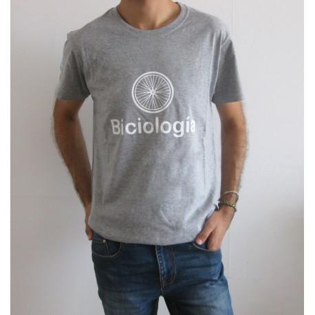"""Camiseta """"Biciología"""""""