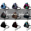 Máscaras Polución